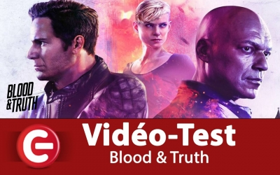 Test vidéo [Vidéo Test] Blood and Truth sur PS VR, C'est de la balle !?